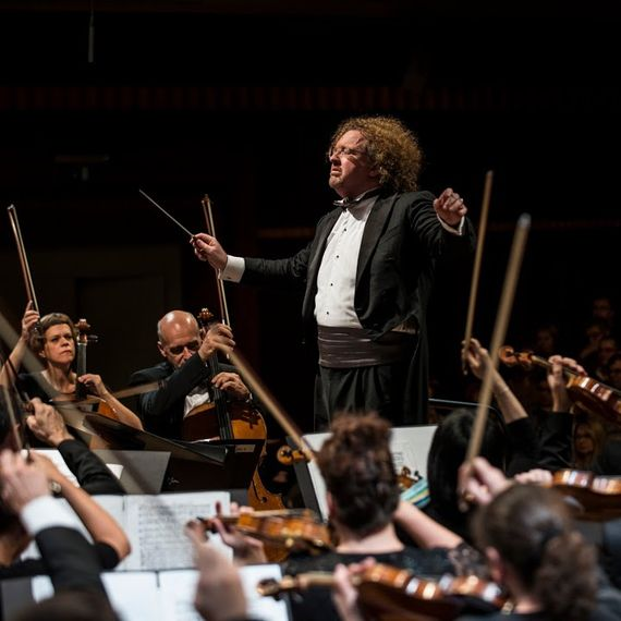 the orchestra - Brussels Philharmonic